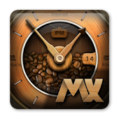 MXHome Coffee Watch Free Theme