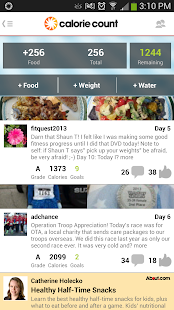 Calorie Counter & Diet Tracker by MyFitnessPal on the App Store