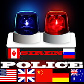 Police World Siren Lights