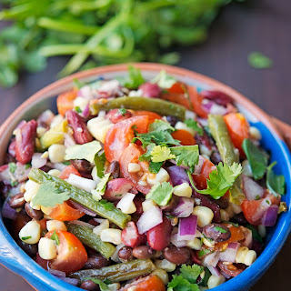 Southwestern Side Salad