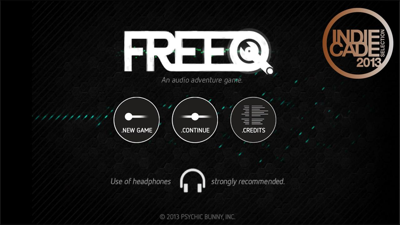 FREEQ - screenshot