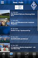 Screenshot of SV Waldhof Mannheim