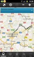 Screenshot of CFL mobile
