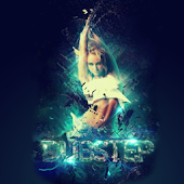 Dubstep Girl Live Wallpapers