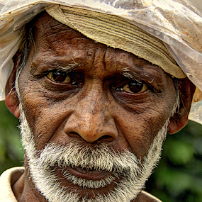 Angry Young Man by Shrikrishna Bhat - People Portraits of Men ( , Travel, People, Lifestyle, Culture )