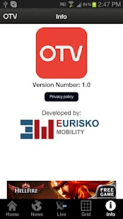 OTV - screenshot thumbnail