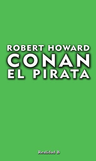 CONAN EL PIRATA lt LIBRO