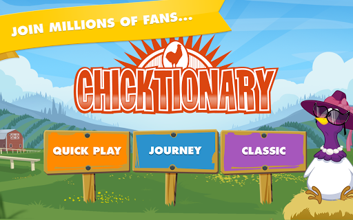 Chicktionary - Scrambled Words 1.12 screenshots 6