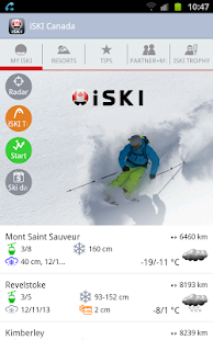 iSKI Canada - screenshot thumbnail