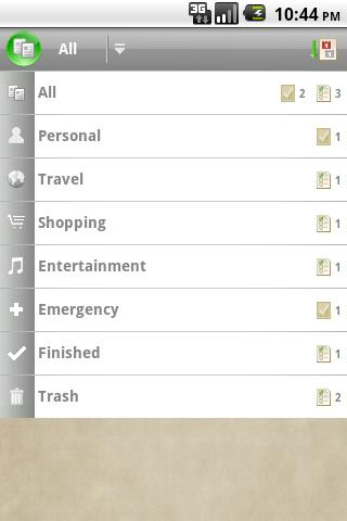 Checkmark To Do | Task List - screenshot