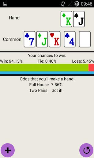 Hold 'em Odds