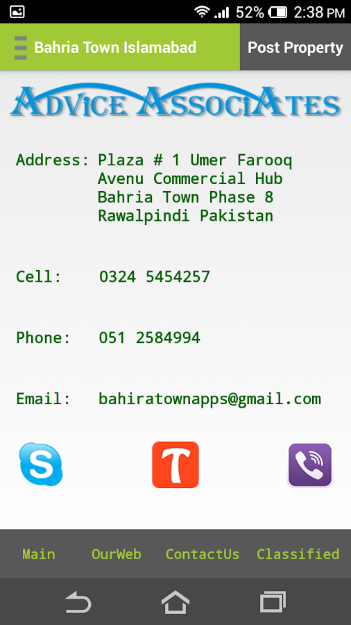 Bahria Town Dealers- screenshot