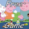 Peppa Pig Fan Memory Game icon