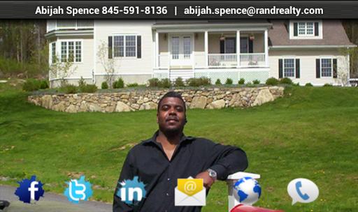 Abijah Spence 845-591-8136