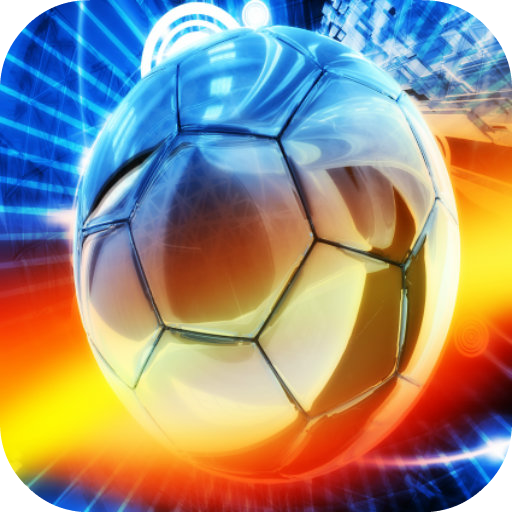 Football VS Soccer LOGO-APP點子