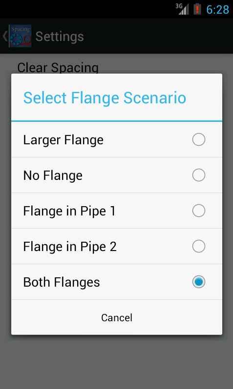 Piping Spacing Calculator Pro Android Apps On Google Play