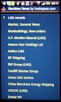 Screenshot of Maritime News - Silver Version