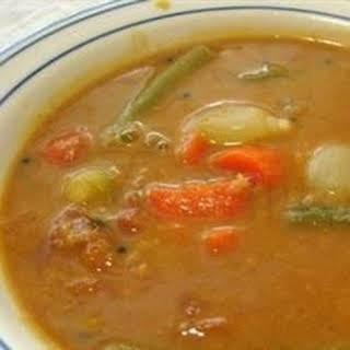 Sambar Without Dal Recipes.