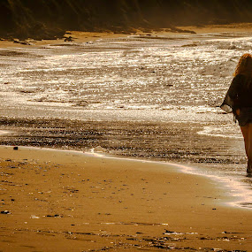 Zakynthos dreams by Assi Dvilanski - People Portraits of Women ( sunsets, sea, zakynthos, beach )