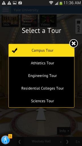 Yale Admissions