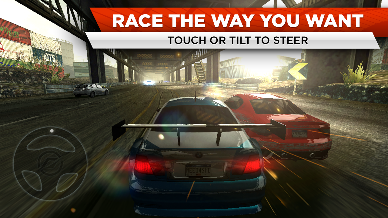 Need for speed most wanted android apps on google play for Nfs most wanted android