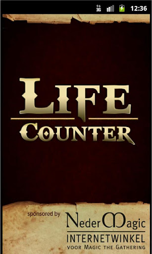 MTG: Life Counter