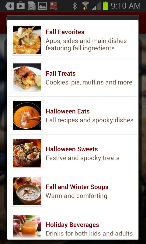 BigOven: 250,000+ Recipes - screenshot