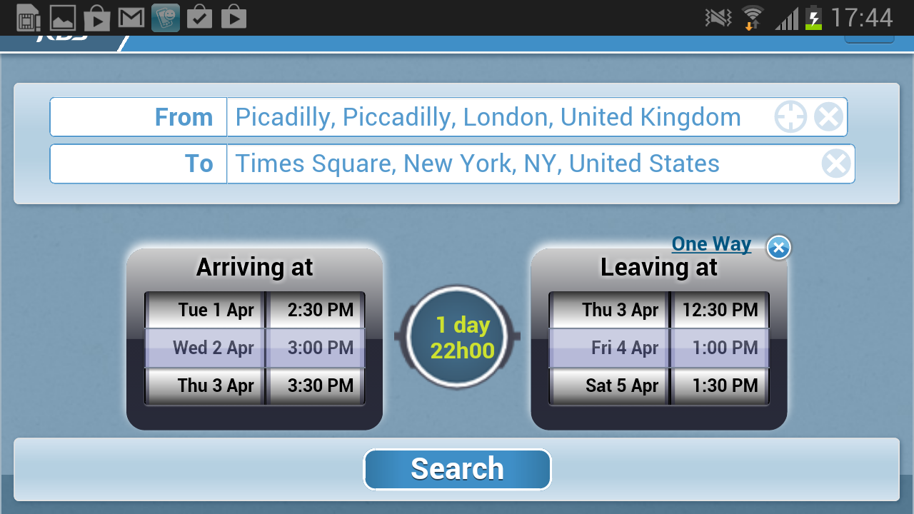 KDS Mobile - screenshot