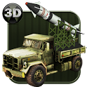 ARMY TRANSPORTER 3D icon