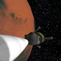 Space Lander logo