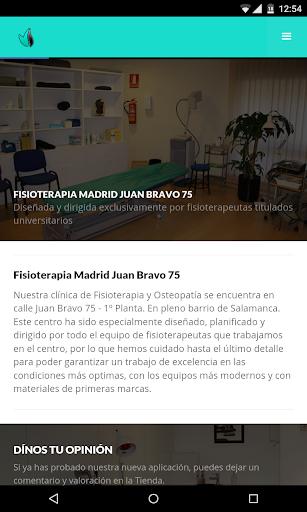 Fisioterapia Madrid