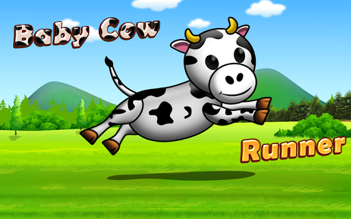 Cow Run: Farm Day Run Game