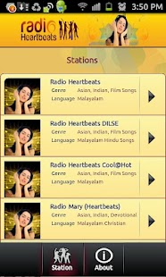 Radio Heartbeats- screenshot thumbnail