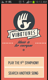 VibeTunes- screenshot thumbnail