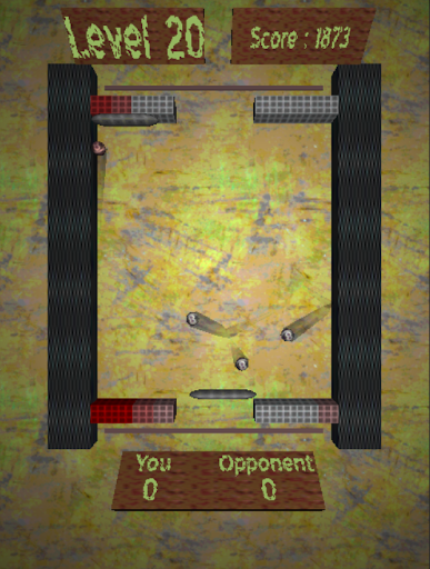 【免費街機App】Metal Ping Pong (MultiBall)-APP點子