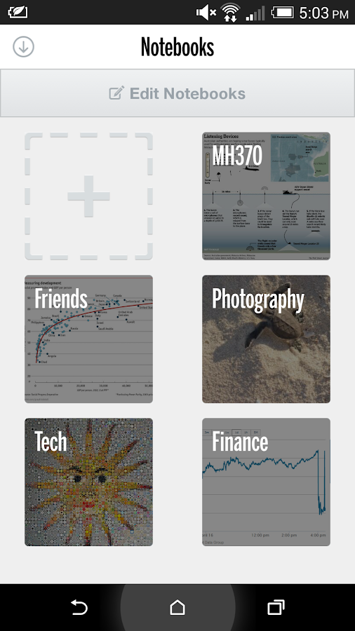 Sparksfly | Manage your social feeds in one App- screenshot