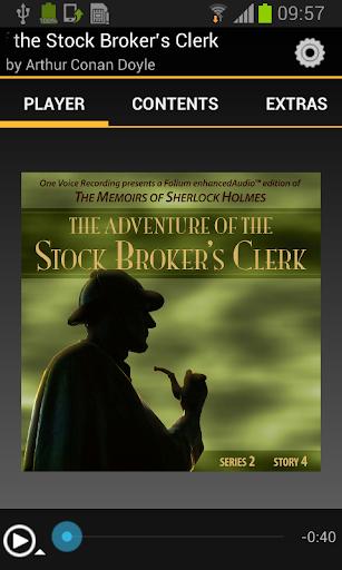 A. of the Stock Broker's Clerk