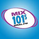 MIX 101.5 - WRAL-FM icon