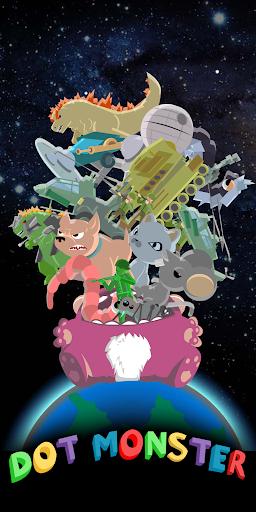 Dot Monster: Puzzle RPG