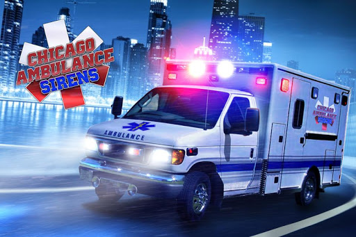 Chicago Ambulance - Sirens