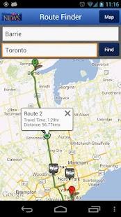 CTV News Cottage Traffic- screenshot thumbnail