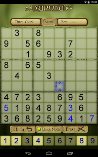 Sudoku Screenshot 29