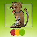 Hundekrankheiten logo