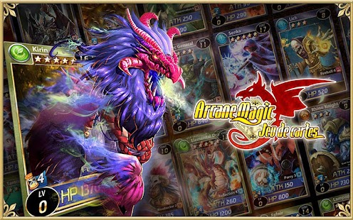 Arcane Magic - Jeu de cartes - screenshot thumbnail