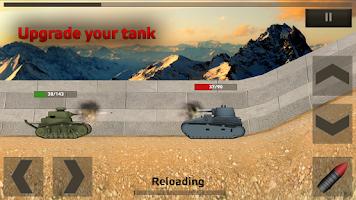 Screenshot of Tanks:Hard Armor Free