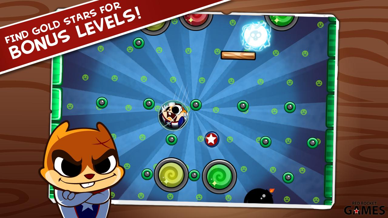 Hank Hazard: The Stunt Hamster - screenshot