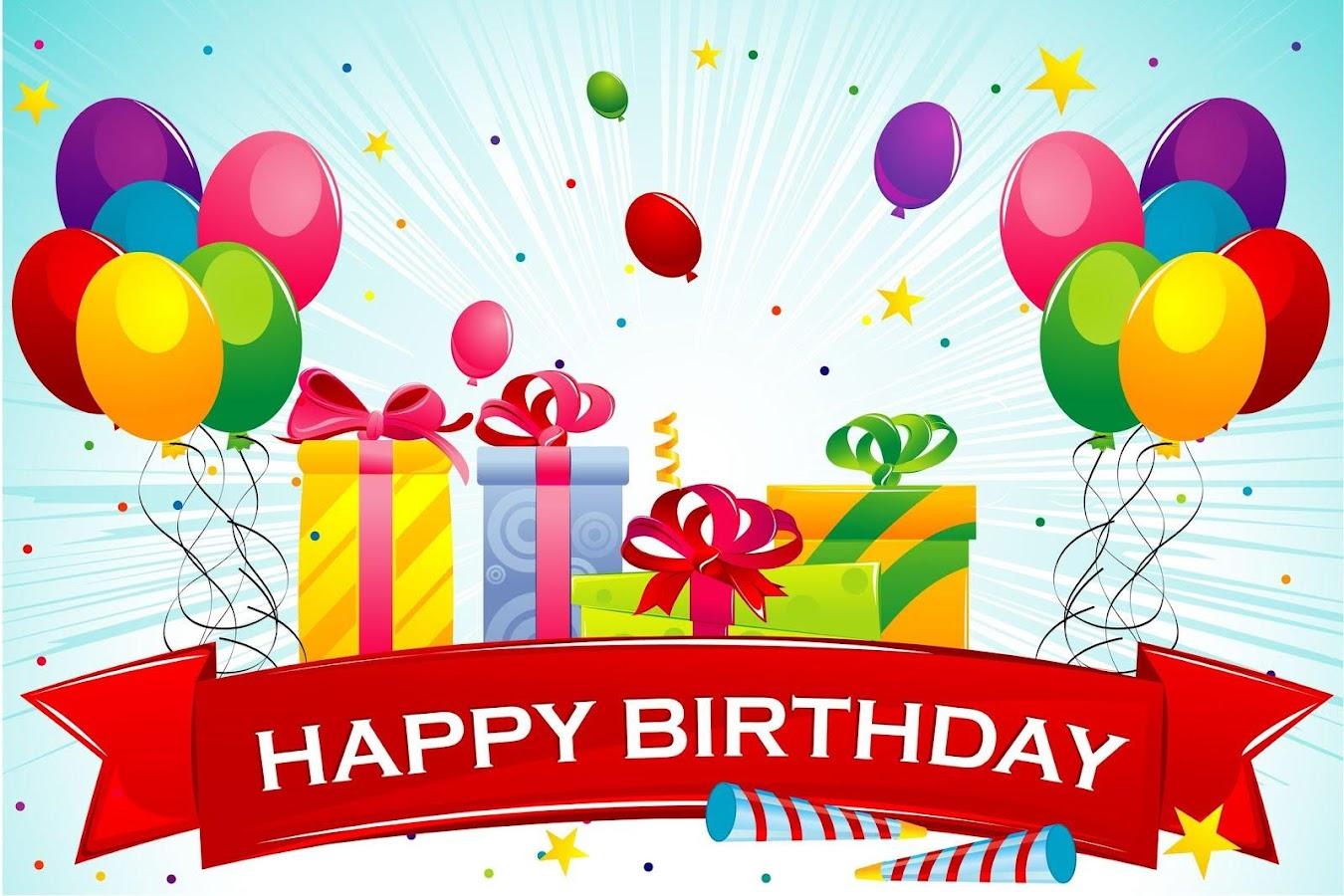 Happy Birthday Wallpapers- screenshot