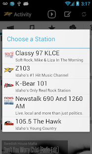 Radio To Go - screenshot thumbnail