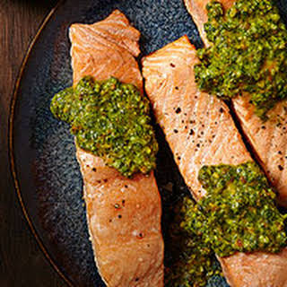 Salmon Fillets.