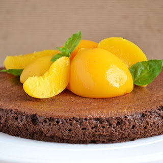 A Healthy Version of Chocolate Cake.